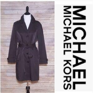 Michael Michael Kors brown trench coat